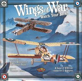 Wings of War - Watch your back!