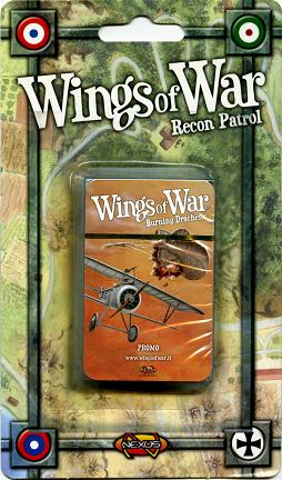 Wings of War - Recon Patrol