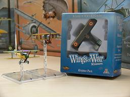 Wings of War Miniatures - Airplane Packs Series 1