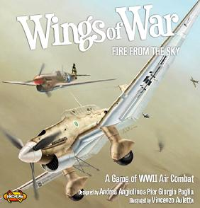 Wings of War - Fire from the Sky
